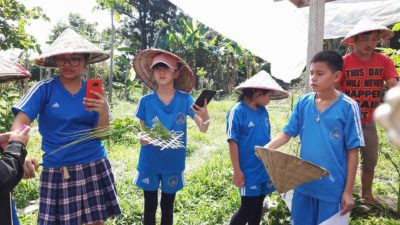 Outdoor Learning Package (Mini-half day)